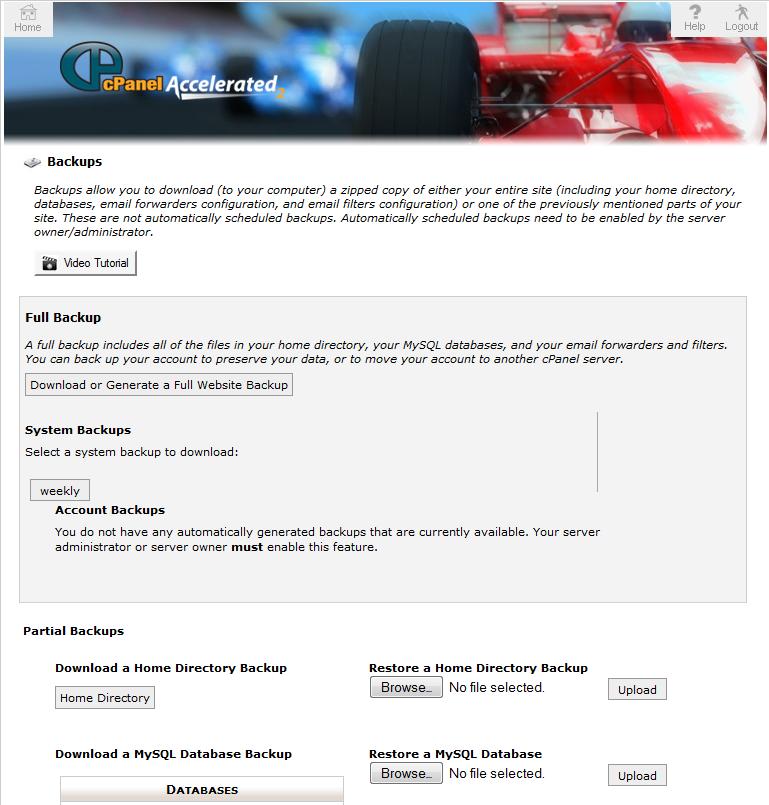 Webhostingpad_cpanel